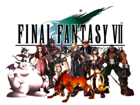 Final Fantasy VII Final Fantasy VII Art 15 years old today