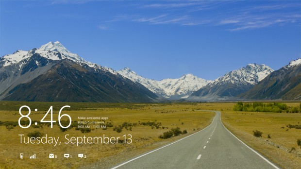 screenshot lockScreen web1 620x348 Acer y Lenovo lanzarán tablets con Win8 en el tercer trimestre de 2012